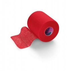 Бинт, Пеха-хафт р. 4мх4см арт. 932487 самофиксирующийся красный