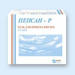 Пепсан-Р, капс. 4 мг+300 мг №30